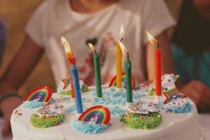 birthday cake, birthday party