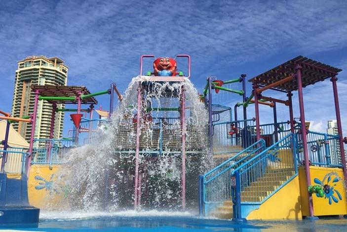 gold coast paradise resort water park