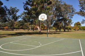 Basketball Court Teralba Park