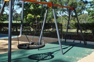 Net swing teralba park
