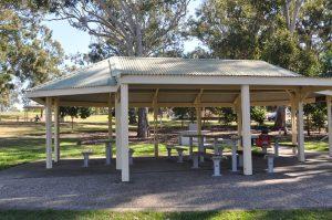Picnic shelter teralba park