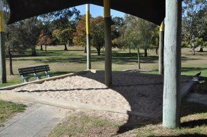 Mitchelton sand playground