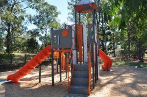 orange mitchelton playground
