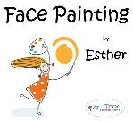 esthers face painting
