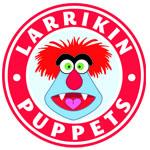 Larrikin Puppets Logo