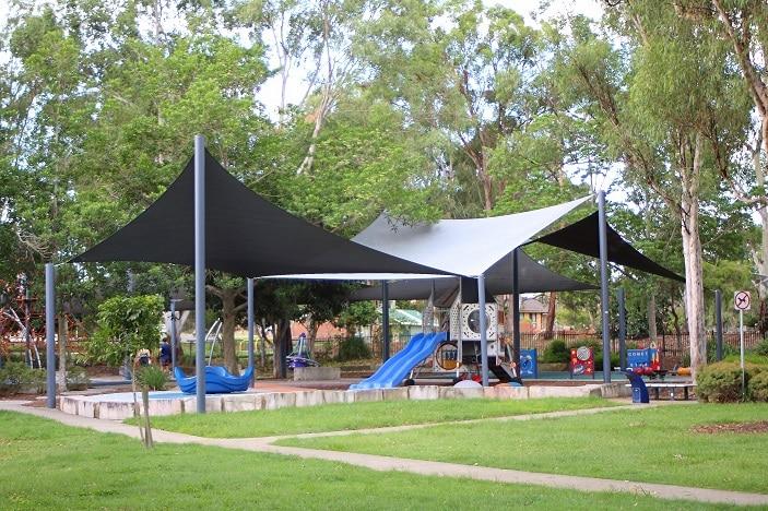 playground carindale