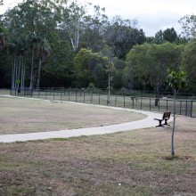 Calamvale District Park Dog Park