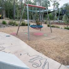 Calamvale District Park Playground