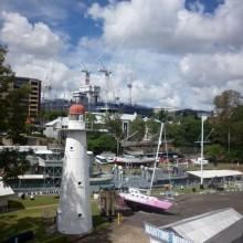 Queensland maritime museum lighthouse