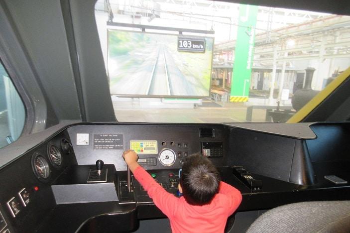 train simulator for kids