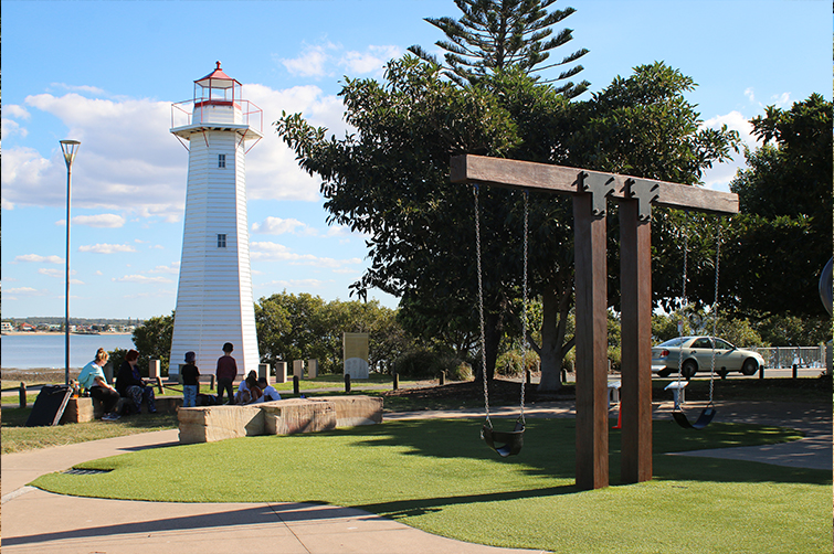 Cleveland Point Recreation Reserve