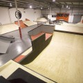 indoor skateboarding ramp brisbane