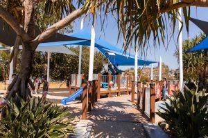 Bulimba riverside park play jetty ramp