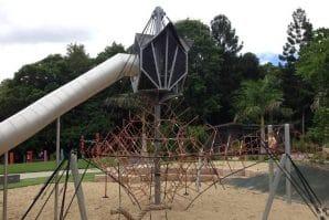 Riverheart playground, bob gamble, ipswich playground