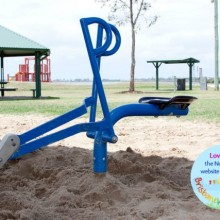 brisbane park fitness equipment