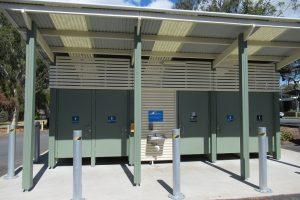 accessible toilets sandgate
