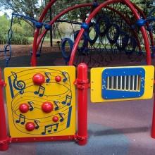 music playground in Brisbane