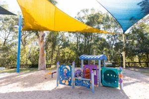 shady playground springwood.