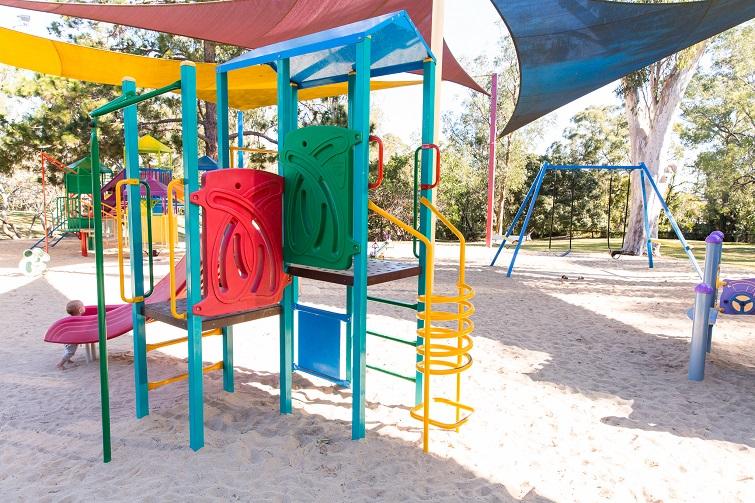 springwood park playground