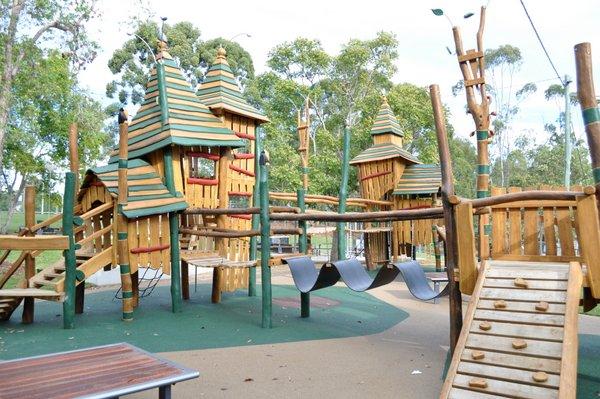 Funderwood Hollow Brisbanes Scariest Playground Or