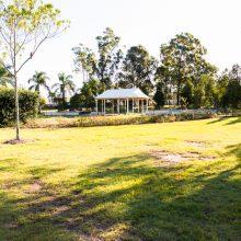 Forestglen park green space
