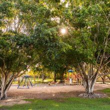 Forestglen park original playground
