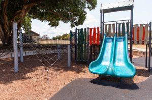 slide at svoboda park