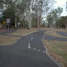 Timberland Park Traffic Track 2