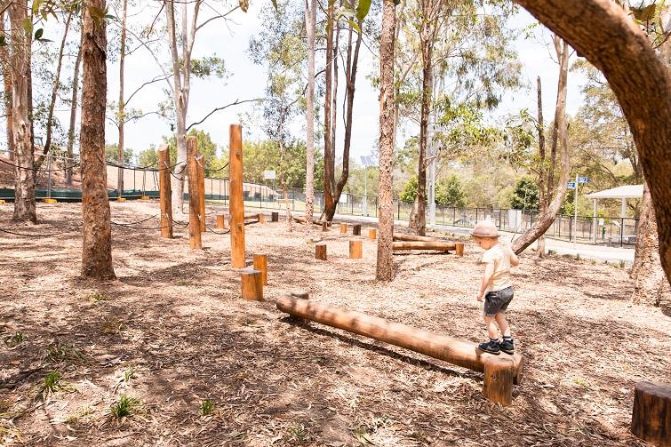 nature play underwood park