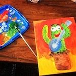 Tiny Art holiday workshops