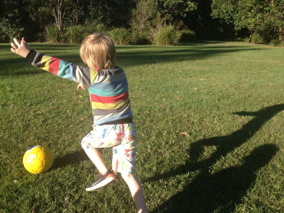 soccer kids brisbane