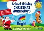 Begin Bright Aspley Holiday Workshops Christmas 2015