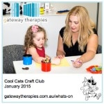 Cool Cats Craft Club