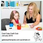 Cool Cats Craft Club