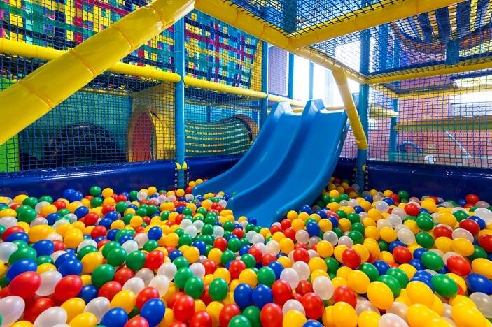 indoor playground at the sunshine coast