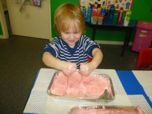soap slime for kids