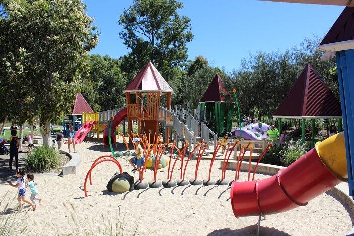 hidden world playground fitzgibben