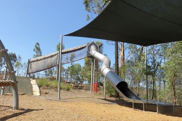 rotary park brentwood slide