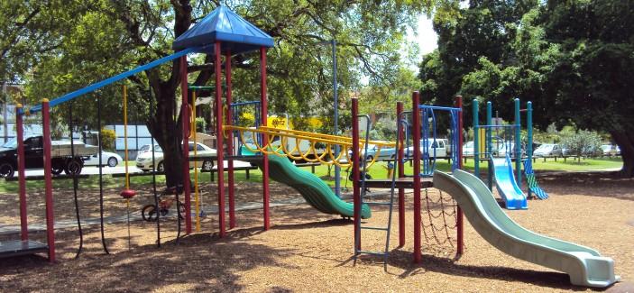Orleigh Street Playground At Orleigh Park West End