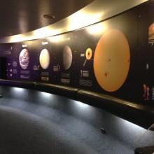 the sir thomas planetarium
