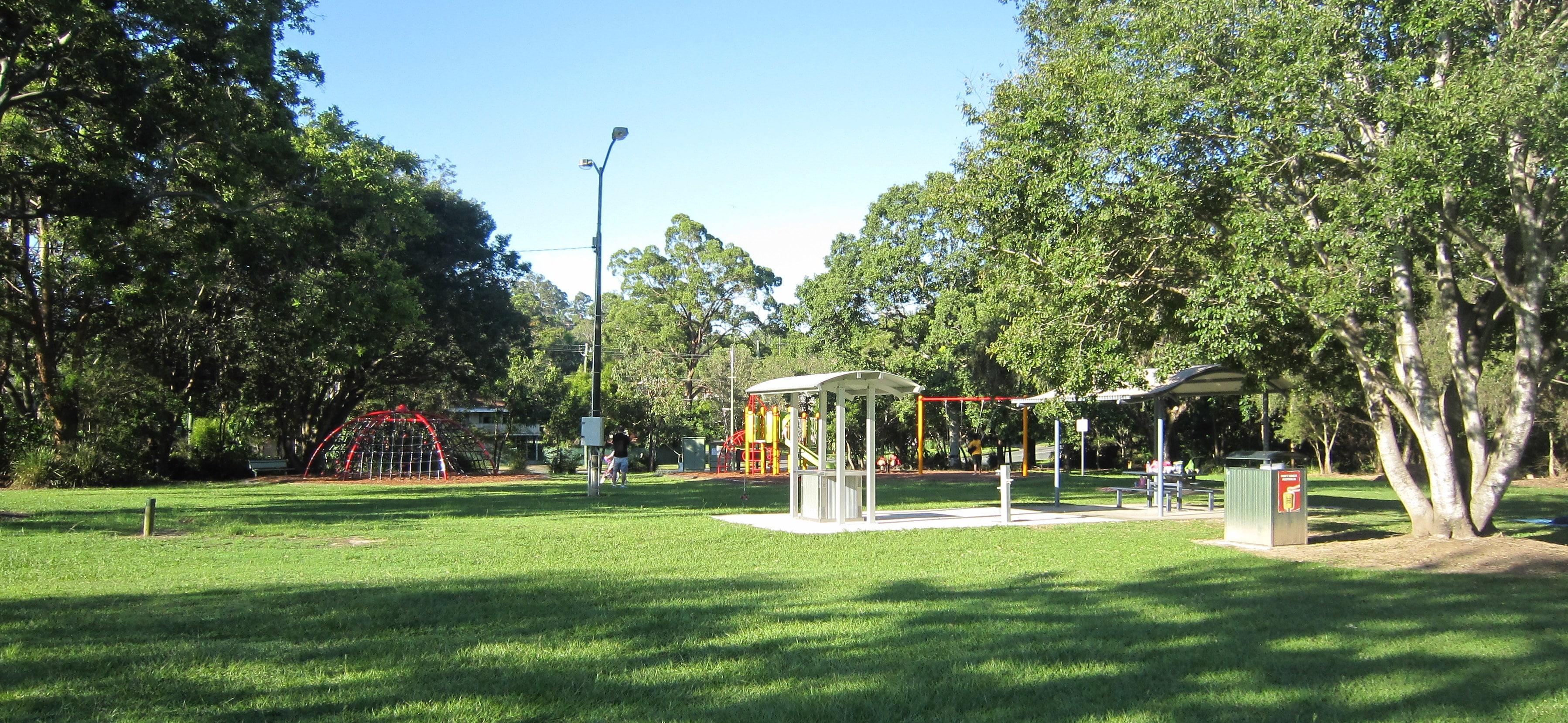 Boundary Park in Everton Hills