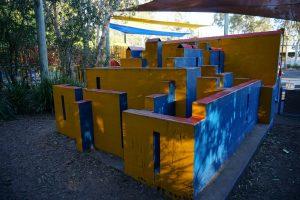 playground maze in logan queensland