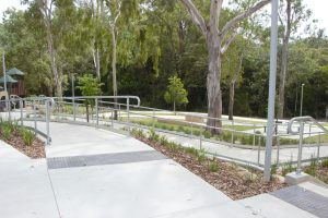 accessible walking tracks