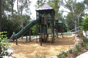 playground at Walton Bridge Reserve