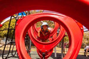 Hawthorne Park climbing