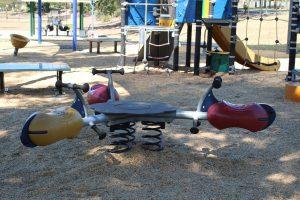 fun playground sea saw