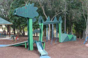 dragon featture in playground