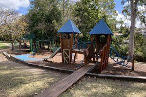 majestic park playground fort