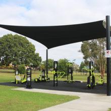 Meadowlands Park exercise park
