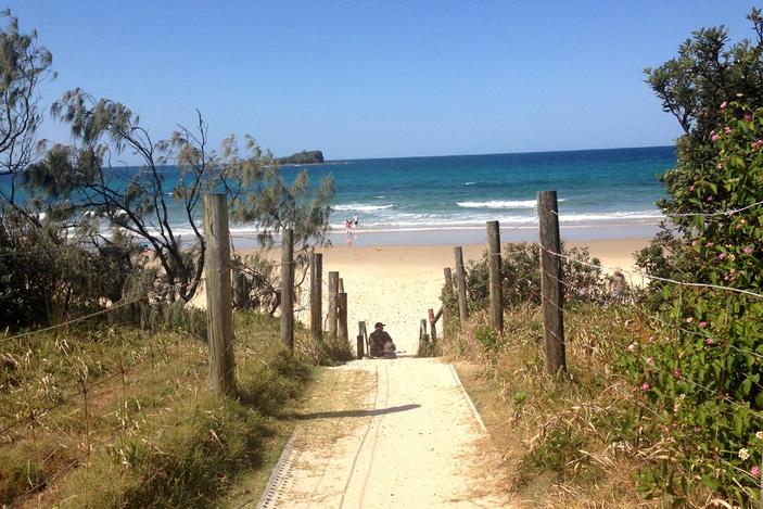 Mudjimba Beach • Brisbane Kids